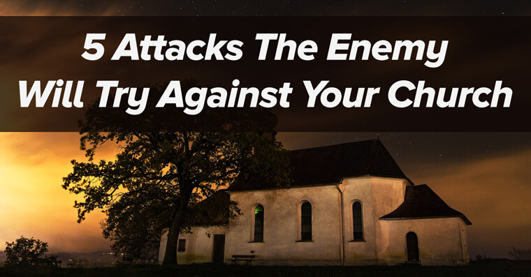Deep Healing Ministries - SATAN ATTACKS THE CHURCH